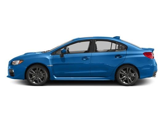 2016 Subaru WRX Limited STI
