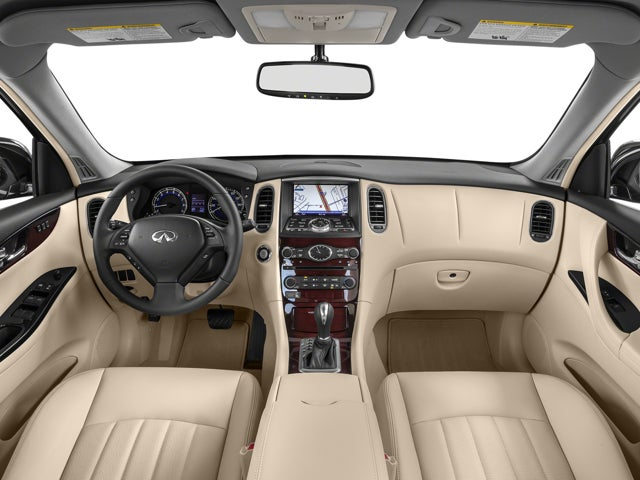 2017 Infiniti Qx50 Base In Plantation Fl Sawgr