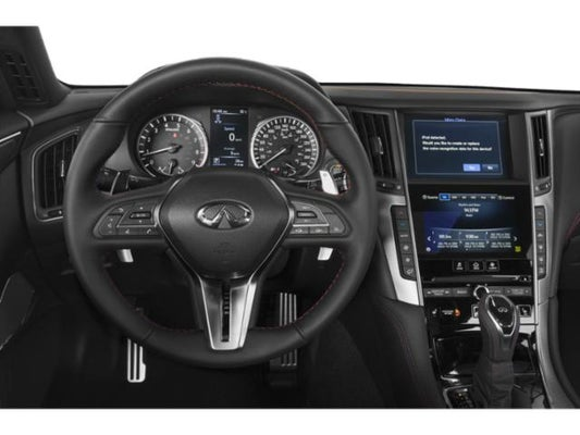 2020 Infiniti Q50 Red Sport 400