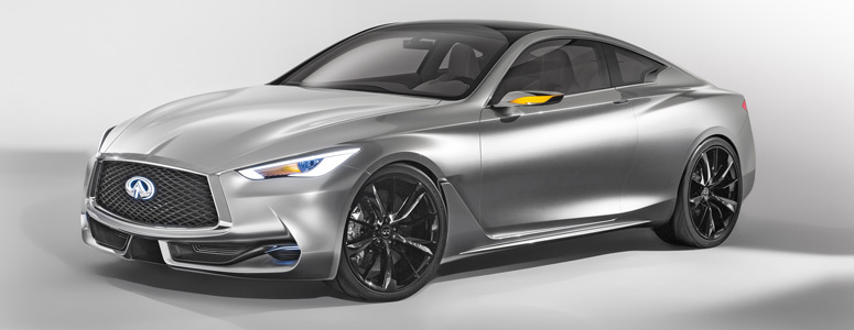 Infiniti Q60 Coupe Concept