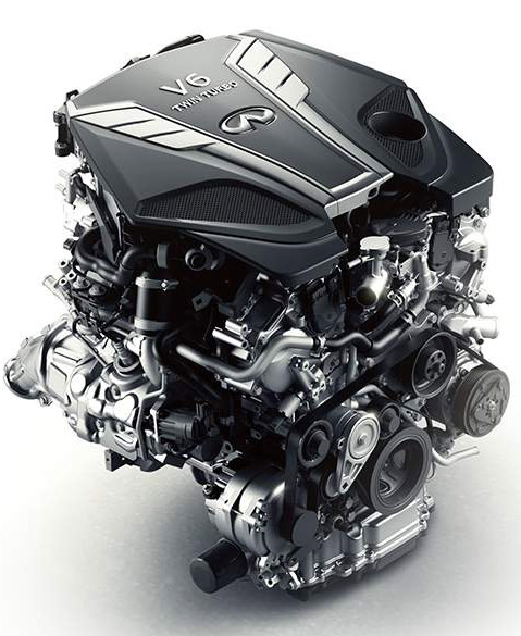 Twin Turbo V6 – One of Ward's Best Engines